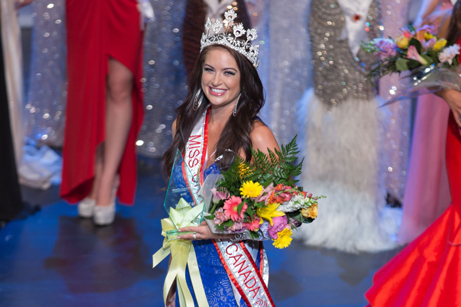 Siera Bearchell was crowned Miss Universe Canada. Photo by Allumski, courtesy of Miss Universe Canada.