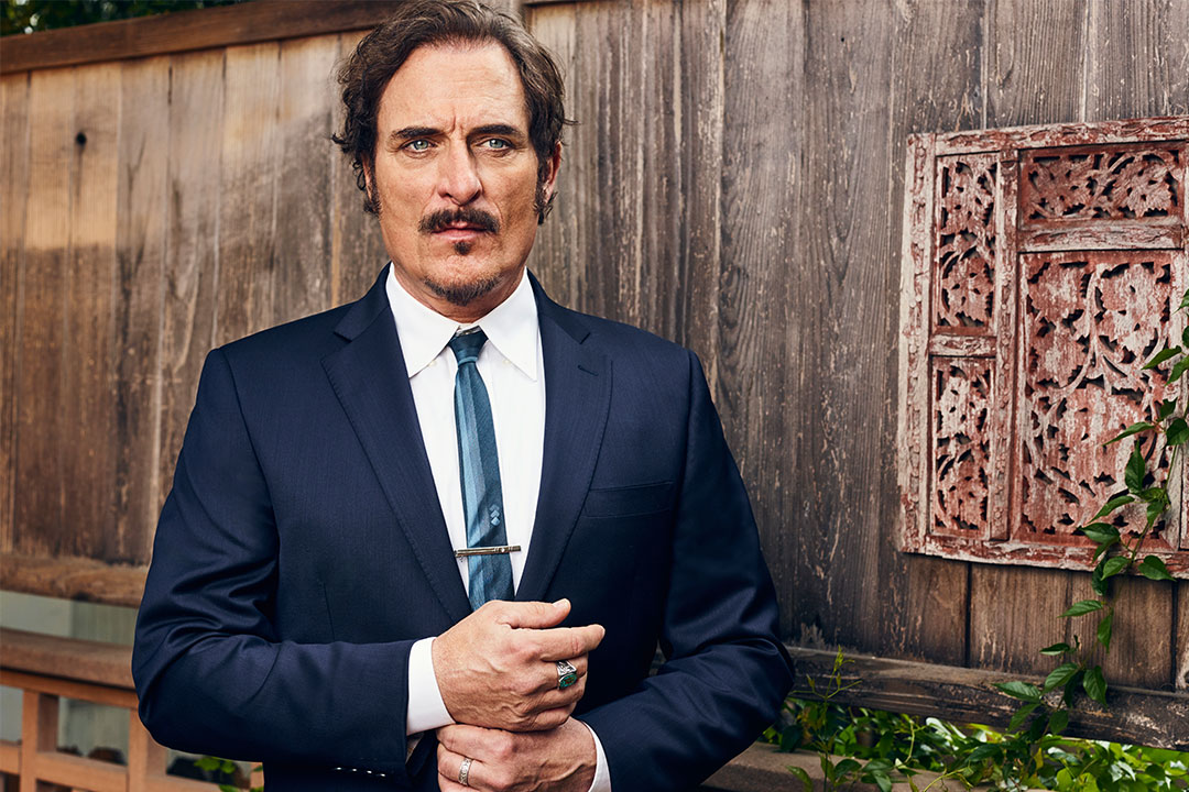 Kim Coates will receive an honorary Doctor of Letters next month at Spring Convocation.