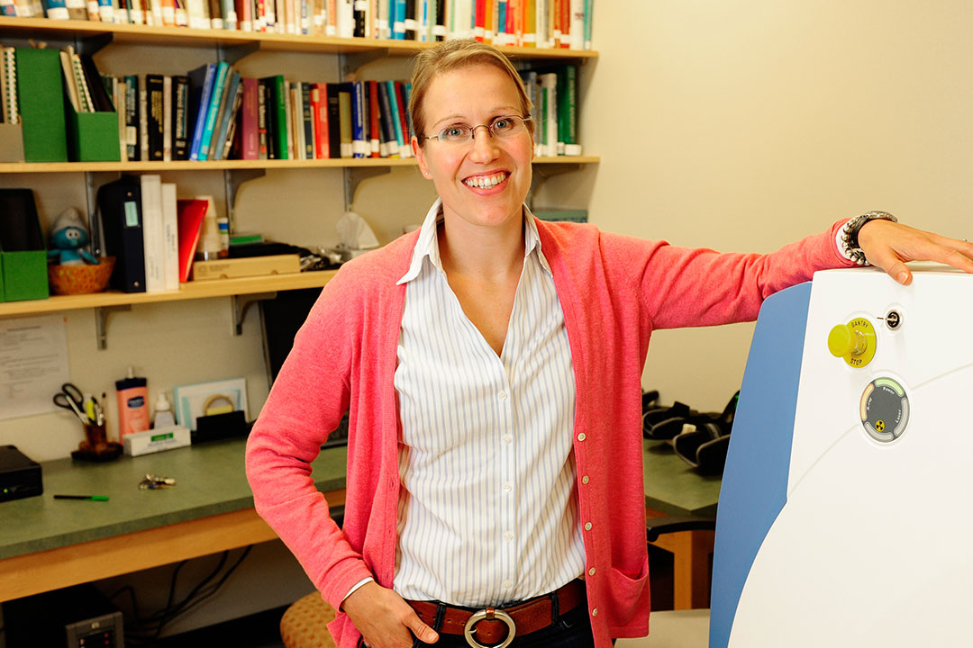 Saija Kontulainen specializes in biomechanics and musculoskeletal health.