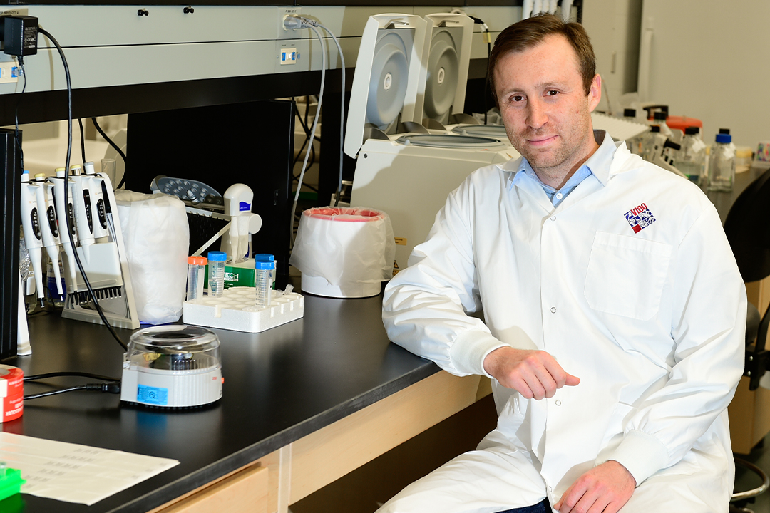 Dr. Karniychuk, who joined VIDO-InterVac last year, will work on research to treat and prevent Zika virus.