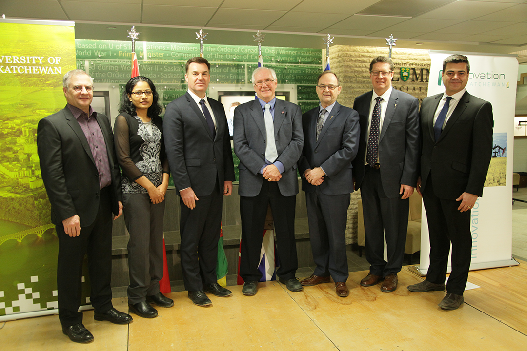 Province funds major science research at the University of Saskatchewan