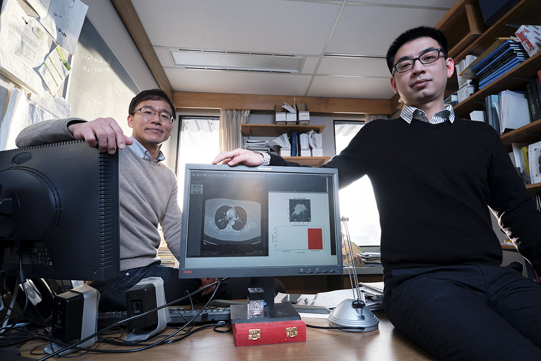 Deep learning' software automatically detects diseases