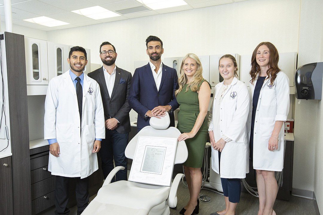 USask Dentistry receives largest gift in college's history