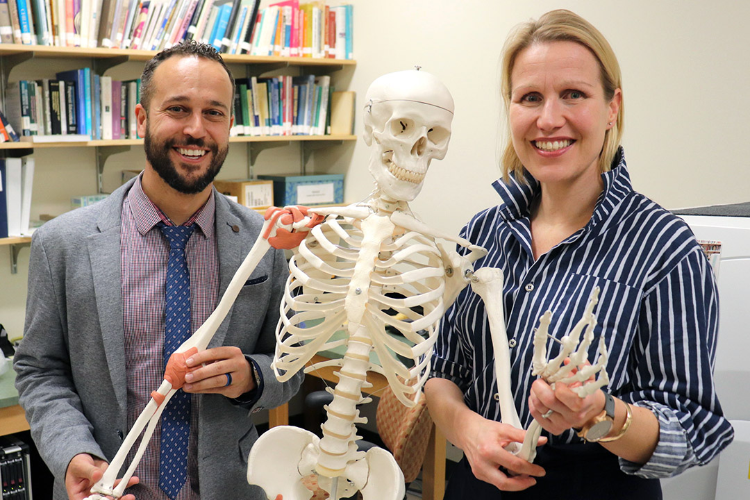 USask kinesiology and medicine researchers examine how diabetes affects bone strength